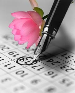 calendar-lotus