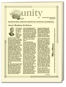 December-January 2015 Newsletter